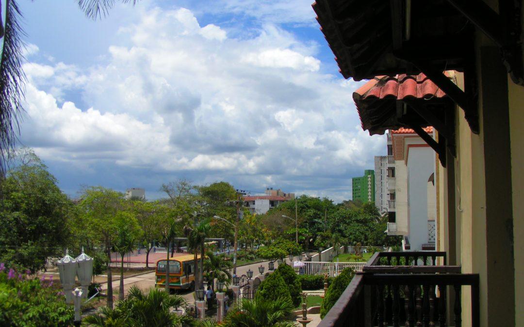 Barranquilla, una capital verde en desarrollo