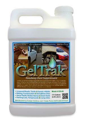 GelTrak - JARRA DE 2,5 GALONES (9,5 LITROS)